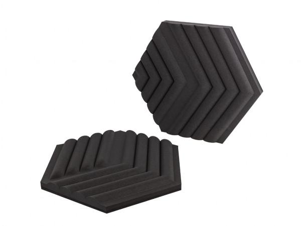 Elgato Wave Panels, Starter Set sort/blå