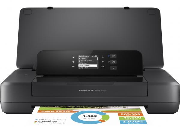 HP Officejet 200 Mobildrucker