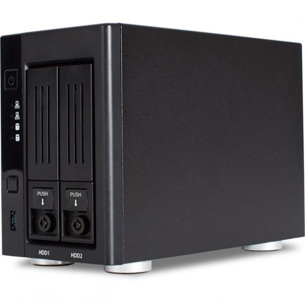 TERRA NASBOX 2-0000 (Barebone) SATA