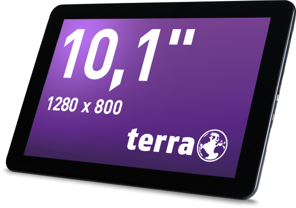 """TERRA PAD 1004 10.1"""" IPS/1GB/16G/LTE/Android 6.0"""