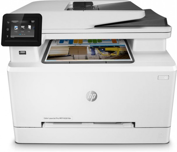 HP Color LaserJet Pro MFP M281fdn (4in1)