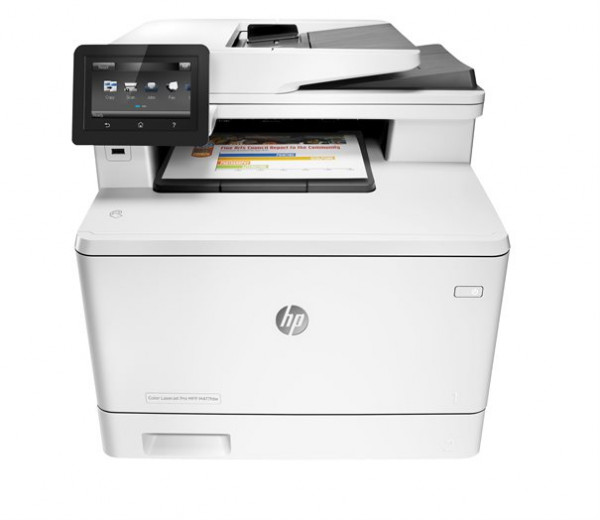 HP Color LaserJet Pro M477fdw MFP (4in1)