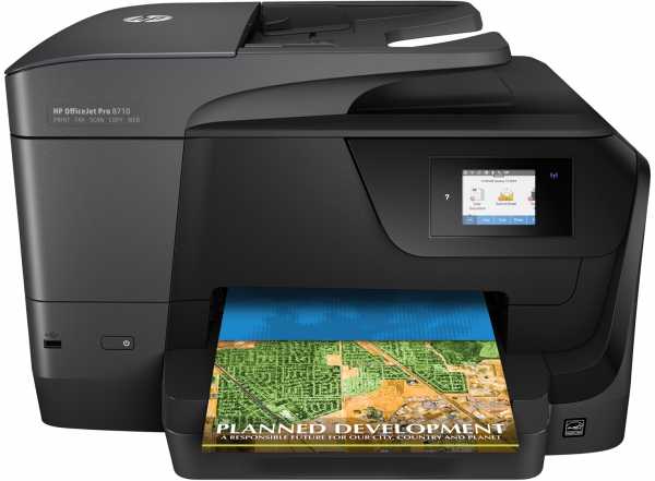 HP Officejet Pro 8710 eAiO (4in1)