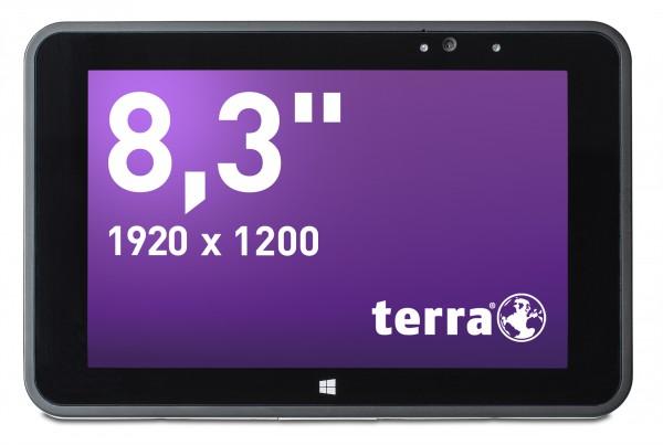 TERRA PAD 885 INDUSTRY W10P Black