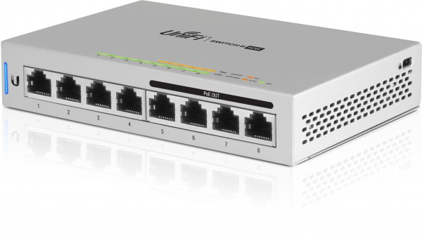 UniFi Switch 8 Port 60W