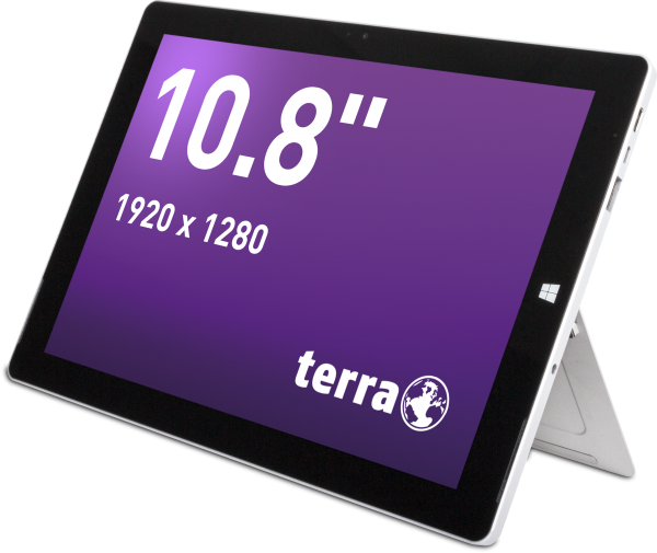 TERRA PAD 1062 x5-Z8350 - Windows 10