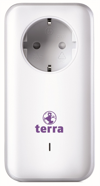 TERRA Powerline 1200 LAN Pro (2) Starter Bundle