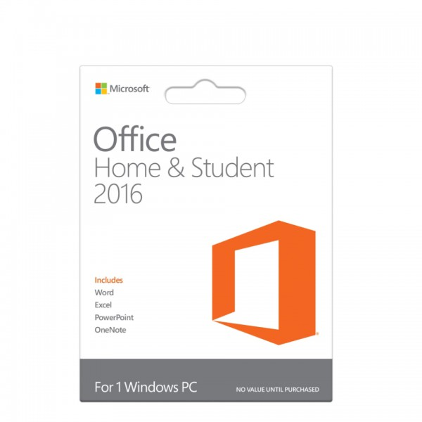 MS Office 2016 Home & Students - Download