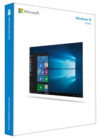 Windows 10 Home / DVD 32Bit/64Bit